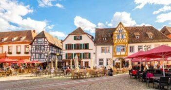 Gerberhaus in Neustadt an der Weinstraße: Zur Mandelblüte pfälzisch Schlemmen fahren