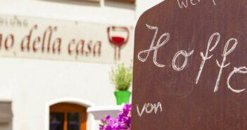Hoffest: am 24. Mai im Vino della Casa in Niedernhausen