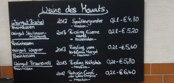 Rezept Mainzer Spundekäs, Määnzer Fleischworscht und andere Leckereien