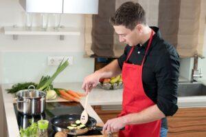 Zucchini: Sanftes Köcheln bei niedriger Hitze erwünscht. (#1)
