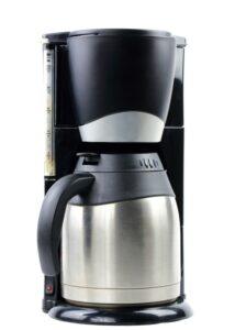 Normale Filterkaffeemaschine mit Thermoskanne (#2)