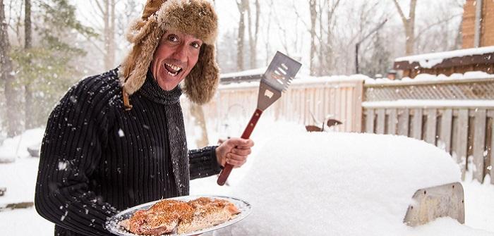 Grillen im Winter: Wintergrillen liegt total im Trend