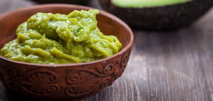 Guacamole - passt zu typische mexikanischen Gerichten.