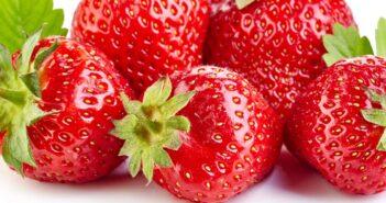 Erdbeeren: Sieben leckere Dessertideen mit Erdbeeren.