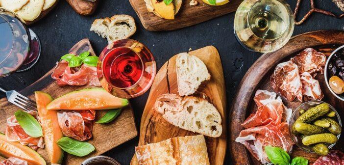 Antipasti – die italienische Art, ein Menü zu beginnen