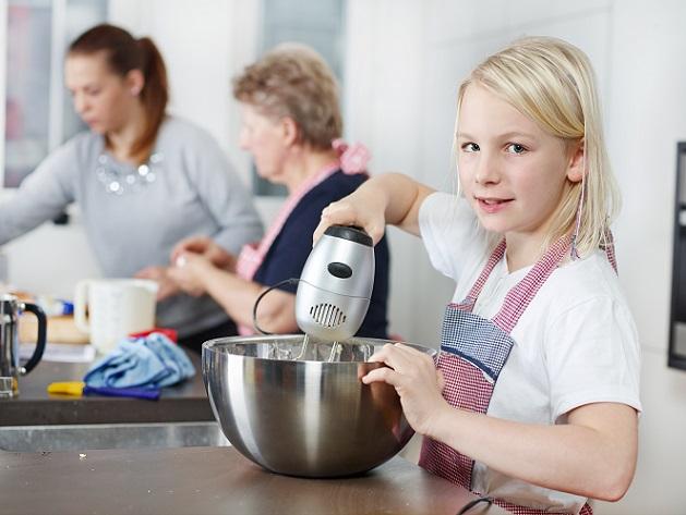 Das kleine Gerät passt perfekt in jede noch so überschaubare Küche und nimmt somit keinen wertvollen Stauraum weg. (#01)
