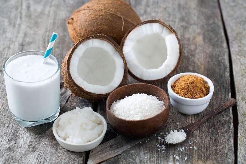 Kokosblütenzucker: Grundsätzlich heißt es aber, dass der Zucker viel Eisen und auch Magnesium enthält. Inwieweit dies korrekt ist, ist bisher nicht geklärt. (#03)