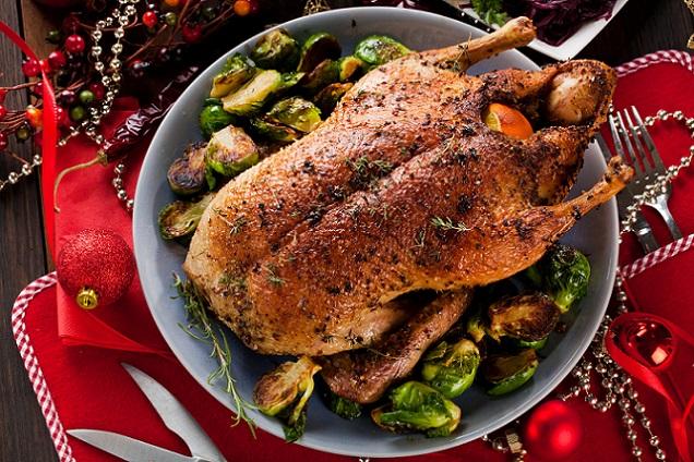 Gerade zur Weihnachtszeit darf gerne etwas Besonderes auf den Tisch kommen. Die Cherry Valley Ente mit ihrem zarten und saftigen Fleisch ist ein ideales Gericht für festliche Tage. (#01)