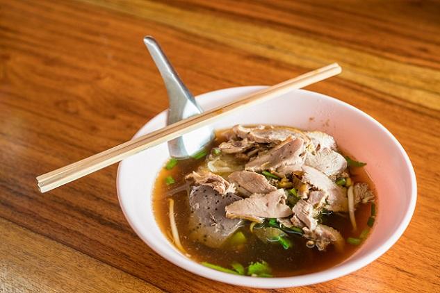 Aus der Cherry Valley Ente lässt sich auch sehr schnell eine Suppe zaubern. (#04)