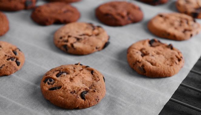 Diese Cookies sehen aus wie industriell gefertigt – einfach perfekt! Solch ein einfacher Nachtisch ist beliebt und schön anzusehen und Sie können damit bei Familie und Besuchern punkten. (#17)
