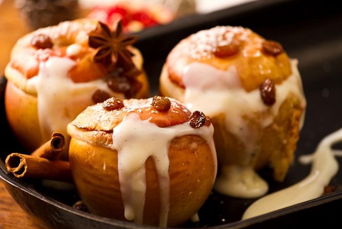 Einfache Desserts sind immer gewünscht, ob sommers oder winters. (#15)
