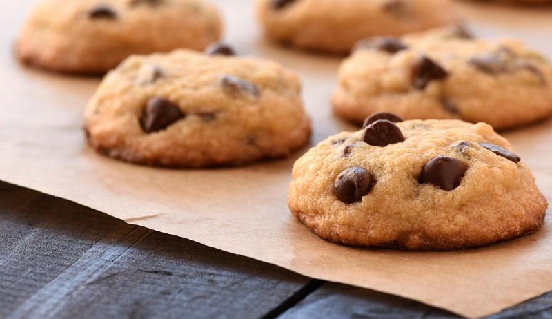 Original amerikanische Chocolate-Chip-Cookies(#02)