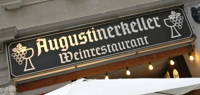 Augustinerkeller Weinrestaurant