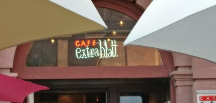 Café Extrablatt Am Markt