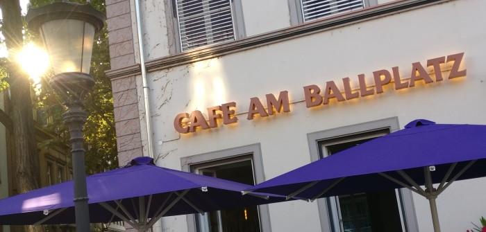 Café am Ballplatz