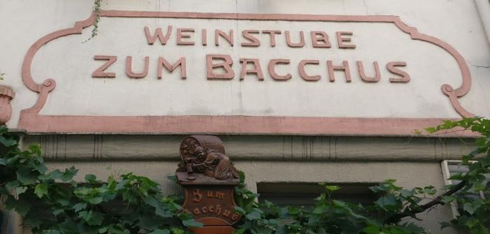 Weinstube Zum Bacchus