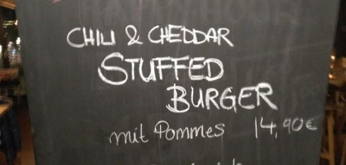 Burger für jede Tages- und Nachzeit findet ihr in den Amerikanischen Restaurants in Mainz