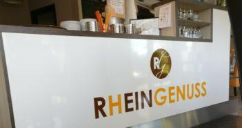 Rheingenuss Ginsheim: So muss Eis schmecken! Über kulinarische Eskapaden am Altrheinarm