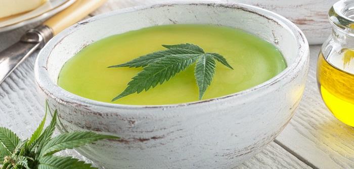 Cannabistee richtig zubereiten!