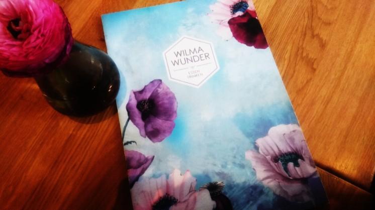 """Die Speisekarte von Wilma Wunder könnte Winston Churchill erfunden haben. """"Man soll dem Leib was Gutes tun, damit die Seele Lust hat, darin zu wohnen."""""""
