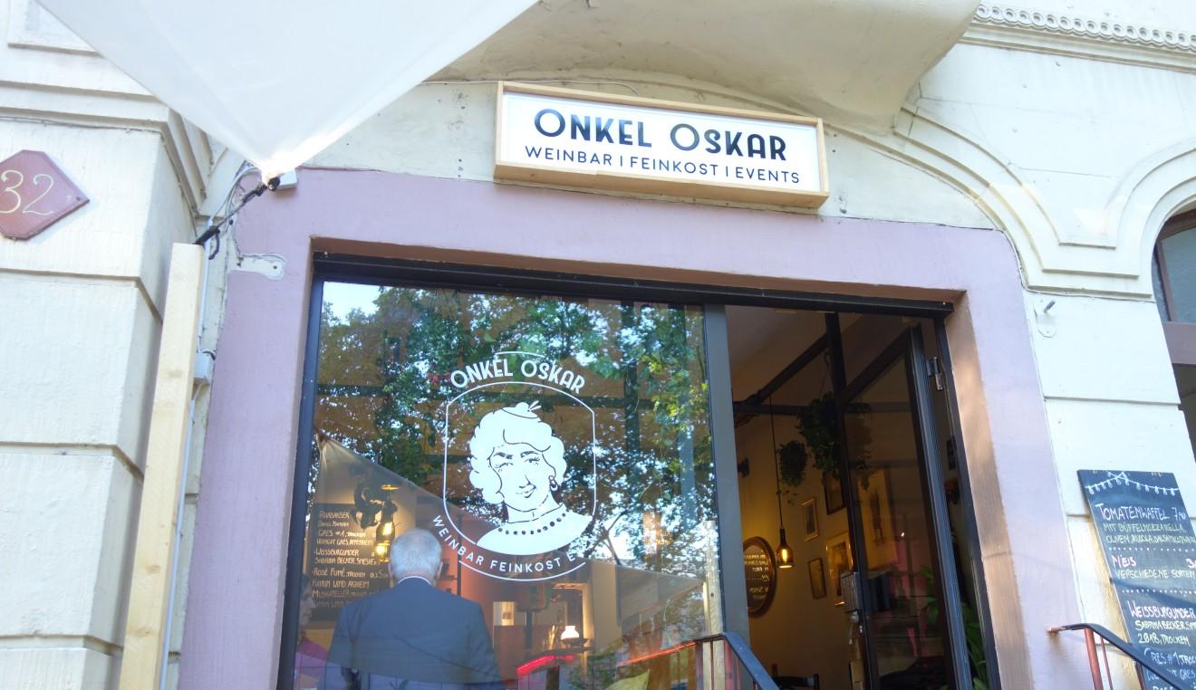 Onkel Oskar im Traubenglück – Weinbar, Feinkost, Events
