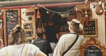 Lebenslust: Gourmet- und Kunstfestival in Bad Münster am Stein. Von der sehr erträglichen Leichtigkeit des Seins.