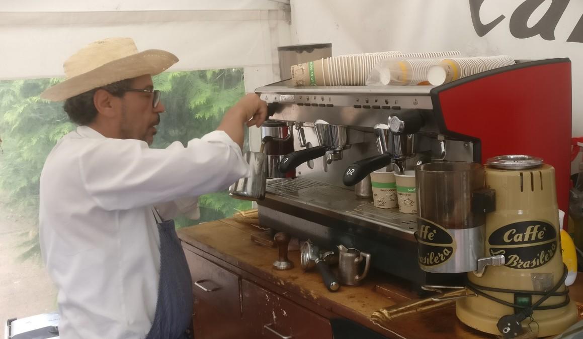 """Das Feeling von """"La dolce vita"""" kommt nicht nur vom Duft des Espresso..."""