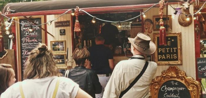 Lebenslust: Gourmet- und Kunstfestival in Bad Münster am Stein