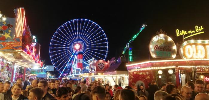 Jahrmarkt Bad Kreuznach: Traditionsfest mit Charakter