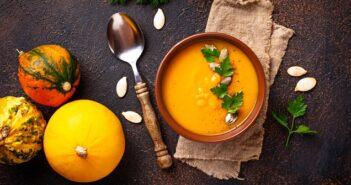 Kürbissuppe Rezept: Einfach, schnell und lecker