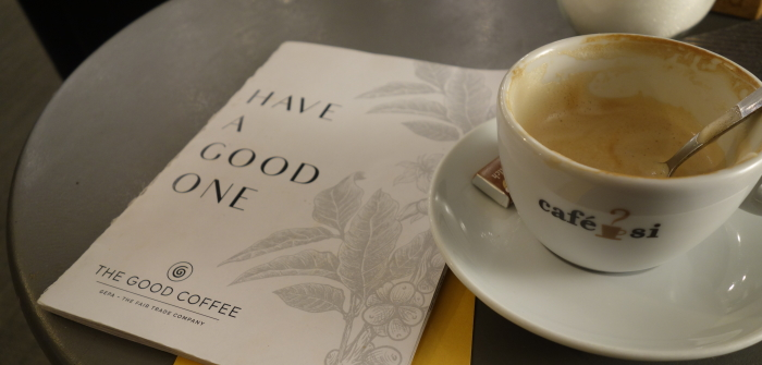 The Good Coffee: Neu in Mainz